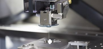 TGL launched Gidding & Lewis Horizontal table type G50-T C.N.C machine