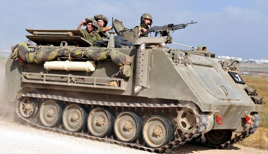 TGL to Deliver M113 Road wheels to the Spanish Army