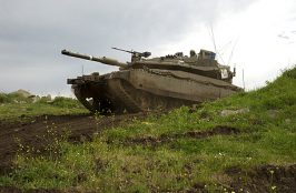TGL has successfully developed new pads for IDF armored personal carriers (APC).