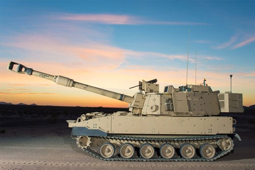 TGL to deliver bradley fighting vehicle road wheels