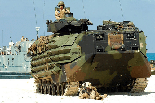 AVV7 Armored kits to RAFAEL