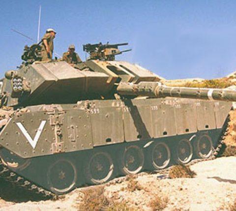 tank m60